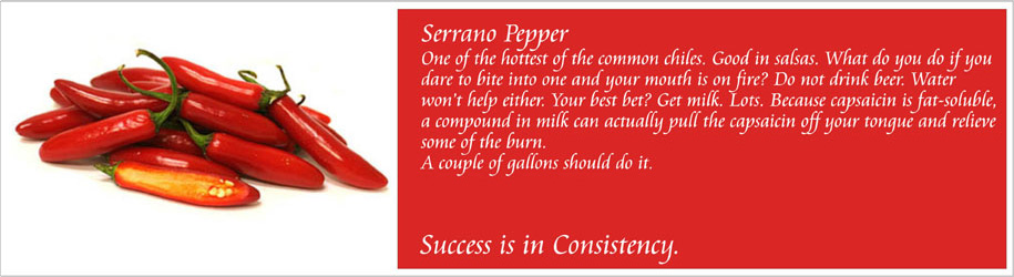 Success is in Consistency